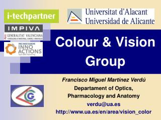 Colour & Vision Group
