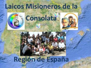 Laicos Misioneros de la  Consolata Región de España