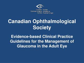 Canadian Ophthalmological Society