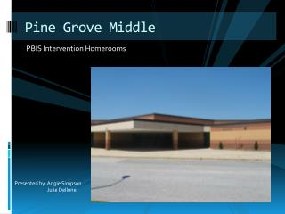 Pine Grove Middle