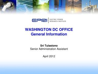 WASHINGTON DC OFFICE General Information