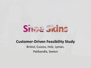 Shoe Skins