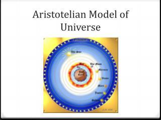 Aristotelian Model of Universe