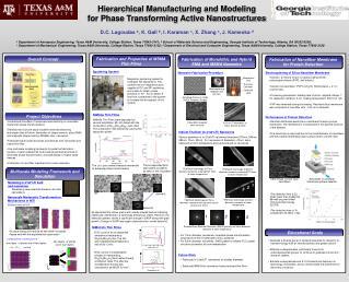 Fabrication and Properties of MSMA Thin Films