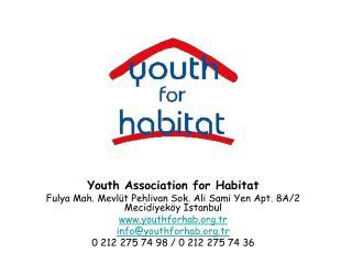 Youth Association for Habitat