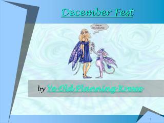 December Fest