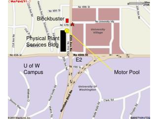 U of W  Campus