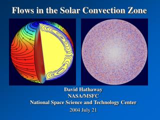Flows in the Solar Convection Zone