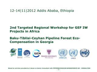 12-14|11|2012 Addis Ababa, Ethiopia