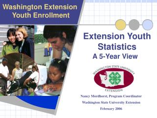 Extension Youth Statistics