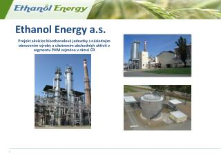 Ethanol Energy a.s.