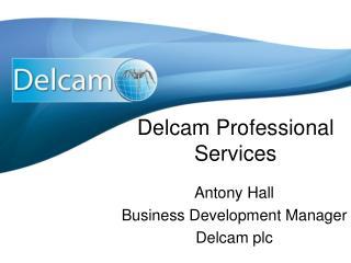 Delcam Professional Services