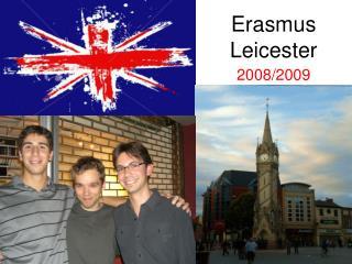Erasmus Leicester