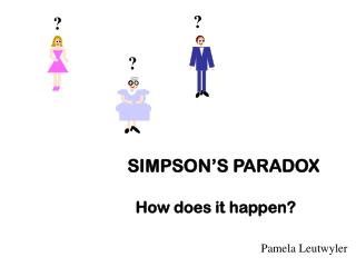SIMPSON'S PARADOX   How does it happen?