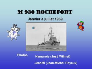 M 930 ROCHEFORT