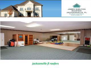 Roofer Jacksonville