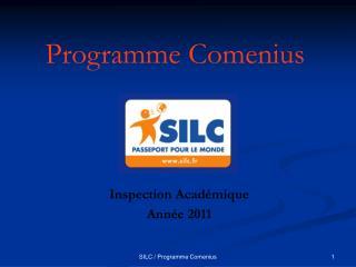 Programme Comenius