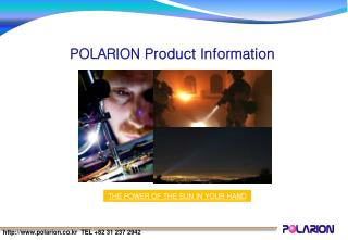 POLARION Product Information