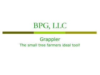 BPG, LLC