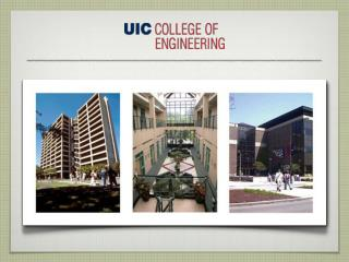 Mission of the UIC  College of Engineering