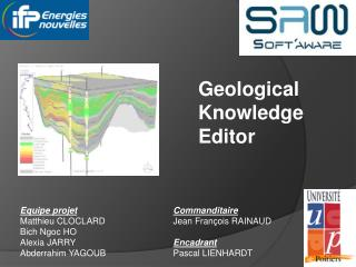 Geological Knowledge Editor