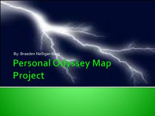 Personal Odyssey Map Project