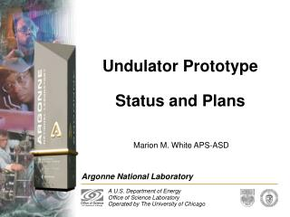 Undulator Prototype  Status and Plans