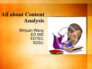 All about Content Analysis