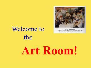 Art Room!