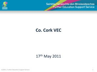Co. Cork VEC