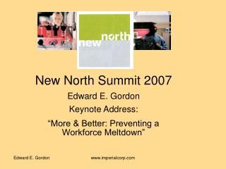 New North Summit 2007