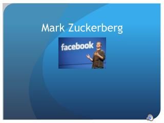 an introduction to the life of mark elliot zuckerberg A day in the life podcasts the forbes interview more from forbes conferences 2018 under 30 global 2018 ide mark zuckerberg, facebook's ceo.