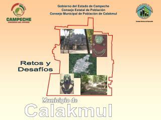 Gobierno del Estado de Campeche Consejo Estatal de Población