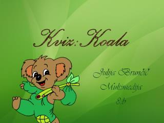 Kviz:Koala