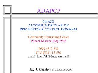 ADAPCP