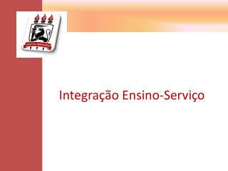 Integra��o Ensino-Servi�o