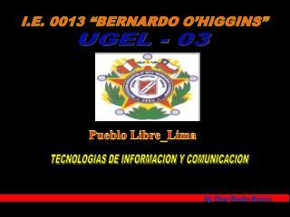 UGEL - 03