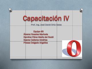 Capacitación IV