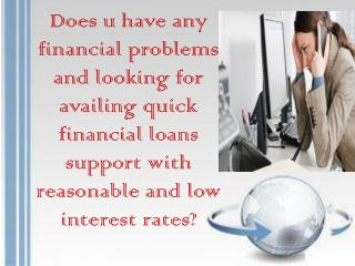 Get A Hold Loans For Surprised Expenses For Daily Life
