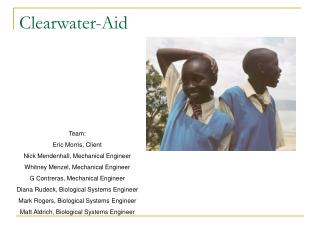 Clearwater-Aid