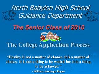 North Babylon High School  Guidance Department