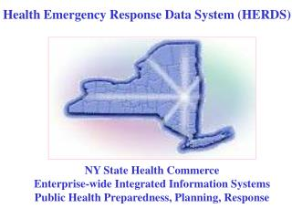 NY State Health Commerce  Enterprise-wide Integrated Information Systems