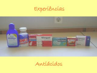 Antiácidos
