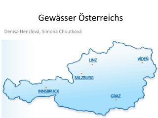 Gewässer Österreichs
