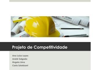Projeto de Competitividade