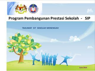 Program Pembangunan Prestasi Sekolah  -   SIP