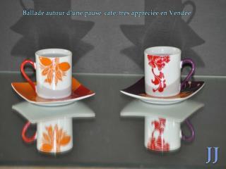 Ballade autour d'une pause  café, très appréciée en Vendée