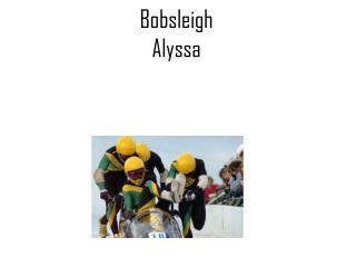 B obsleigh Alyssa