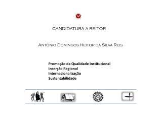 CANDIDATURA A REITOR