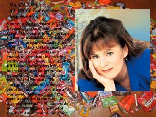 Mary V. O'Hare Jill Taylor from  Home Improvement